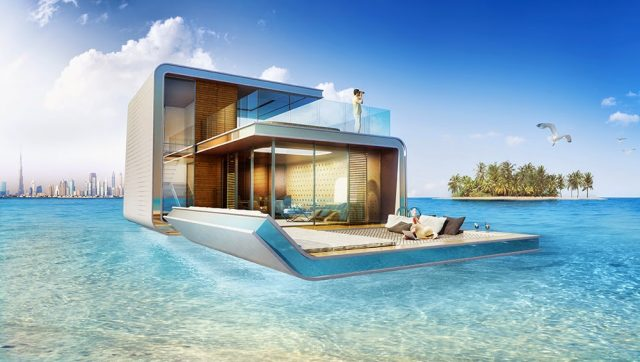These Luxury Underwater Villas Are What Dreams Are Made Of