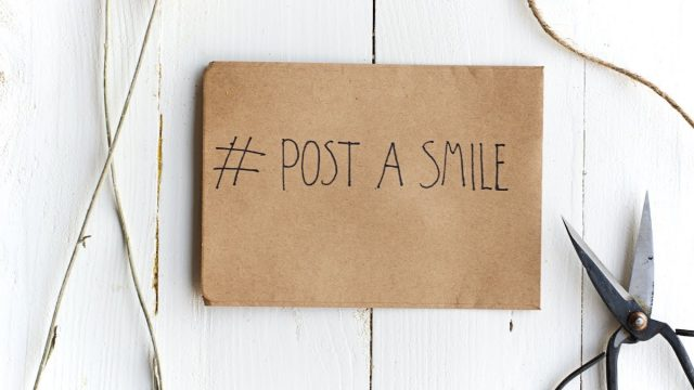 How A Few Post-Its and Some Kindness Can Change a Person's Day