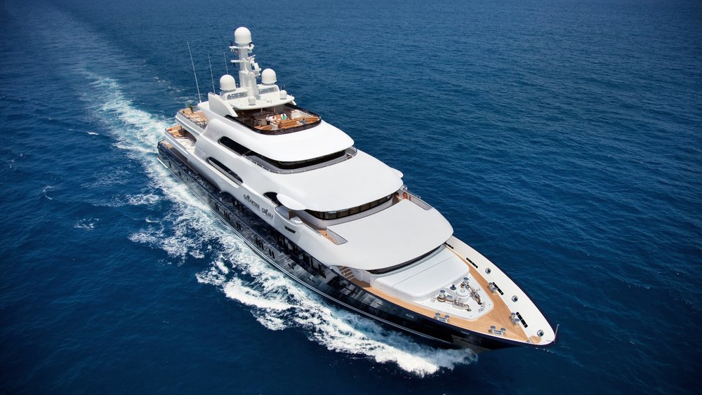 The Luxurious Jets, Yachts and Cars Owned By 24 Celebrities