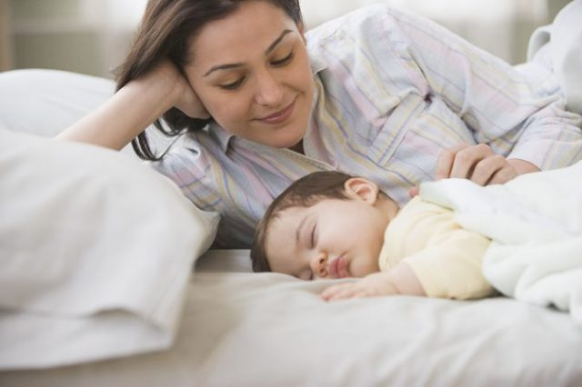 Does You Baby Sleep All The Time? Here are 5 Reasons Why You Should Let Them!